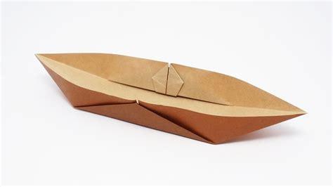 origami boat canoe origami boat canoe jo nakashima