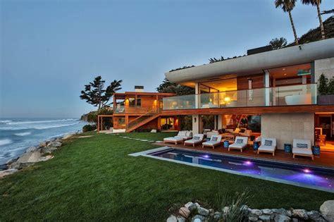 casas en california casa con piscina en malibu los 193 ngeles california arquitexs