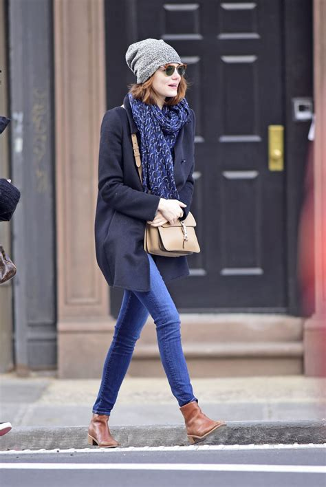 emma stone jeans emma stone in jeans out and about in new york hawtcelebs