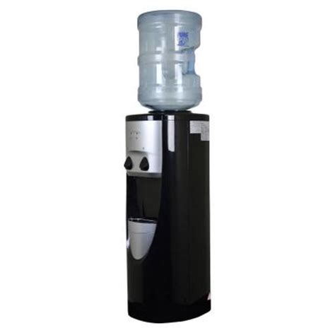 newair water dispenser in black wcd 210bk the home depot