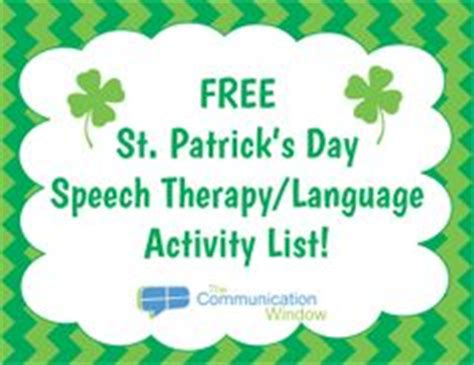 s day speech activities 1000 images about slp st s day on