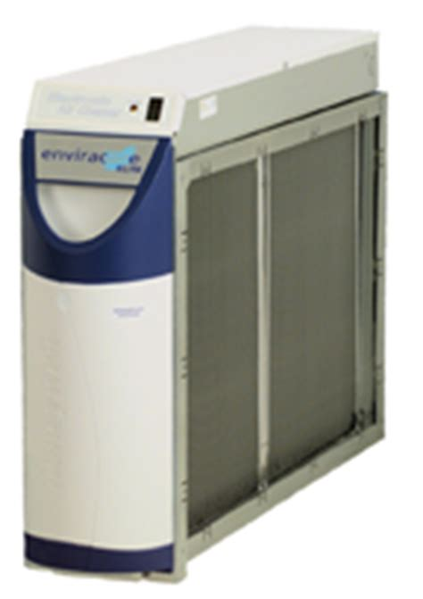 electronic air cleaners hvac