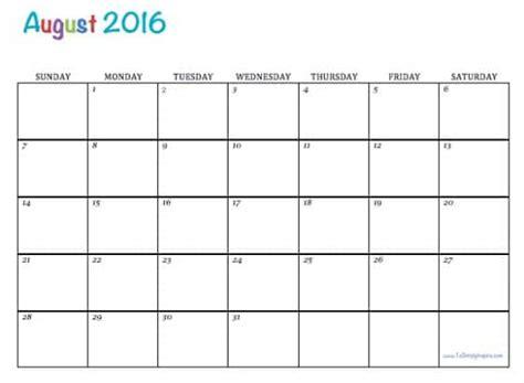 printable calendars july and august 2016 free printable calendar august 2016