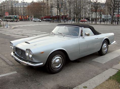 1956 lancia flaminia 2 5 gt related infomation