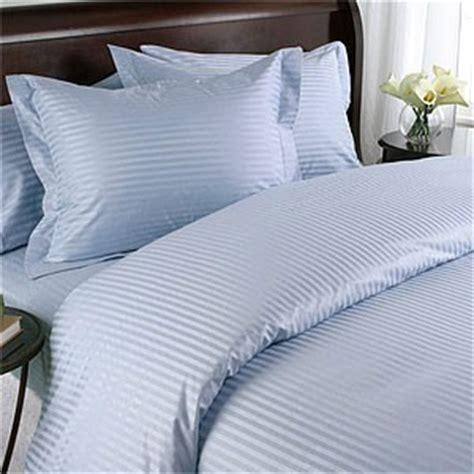 light blue down comforter light blue damask stripe 600 thread count egyptian cotton