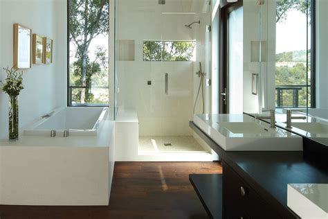 outdoor badezimmer a southern california bath delivers a peak experience at