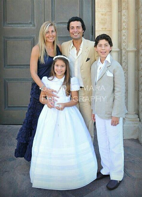 fotos chayanne y su familia conoce a la hermosa esposa de chayanne una mujer poco