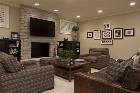 basement color schemes great basement color scheme to lighten it up shaker beige