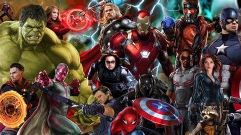 Heroes Marvel Cinematic Kaosraglan 4 4 set photo hints at major character surviving