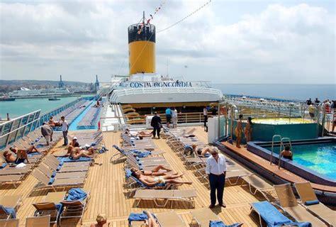 costa crociere interni costa concordia gli interni della nave