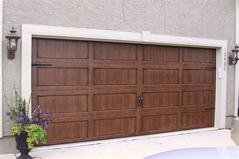 Kc Garage Doors Garage Doors Traditional Shed Kansas City By Fauxs And Finishes