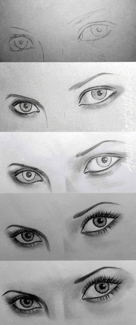 tutorial eyeshadow pencil best 25 pencil drawing tutorials ideas on pinterest