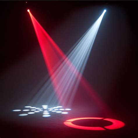 stage lighting for sale ebay 50w led moving stage lighting 8 rotary pattern effect
