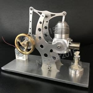 Pompa Air Engine Mini air stirling engine model mini air cooling