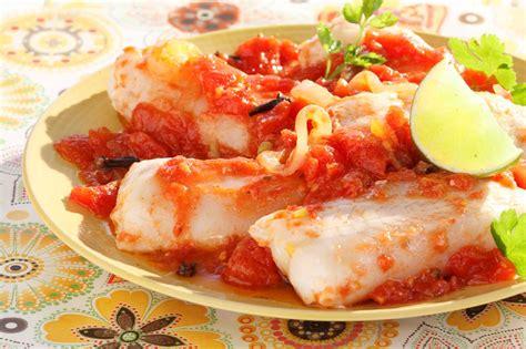 cuisine az recettes poisson 224 la sauce tomate 233 pic 233 e cuisine az