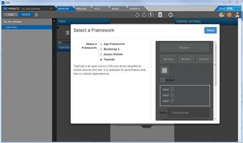 responsive web design wysiwyg editor responsive design tool for topcoat