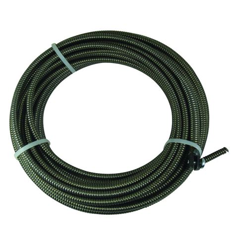 brasscraft 5 16 in x 50 ft slotted end replacement cable