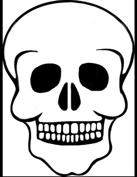 day of dead skull template best photos of skull outline template sugar skull felt