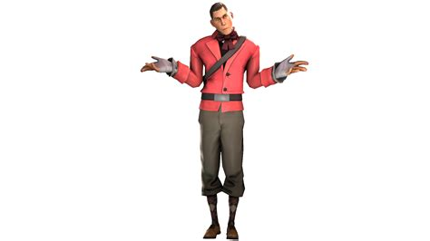 Pomade Prince Steam Community Guide Cool Scout Cosmetic Loadouts