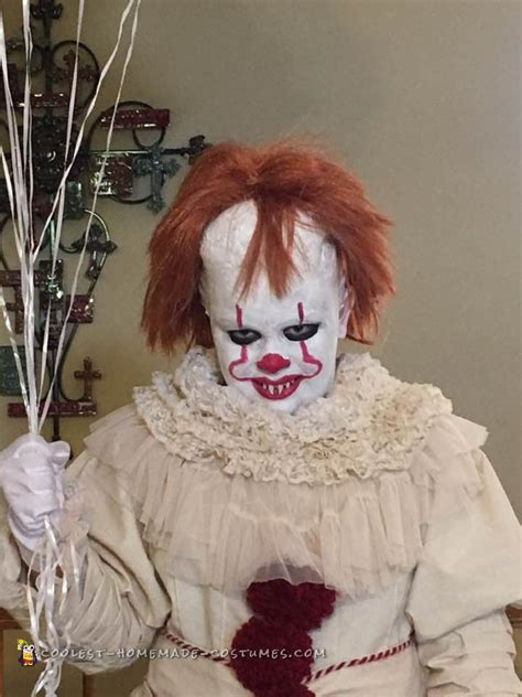 Coolest Handmade Costumes - the best pennywise 2017 costume