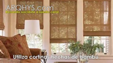 canas de cocina rusticas 161 4 ideas de decoracion con bambu cortinas alfombras