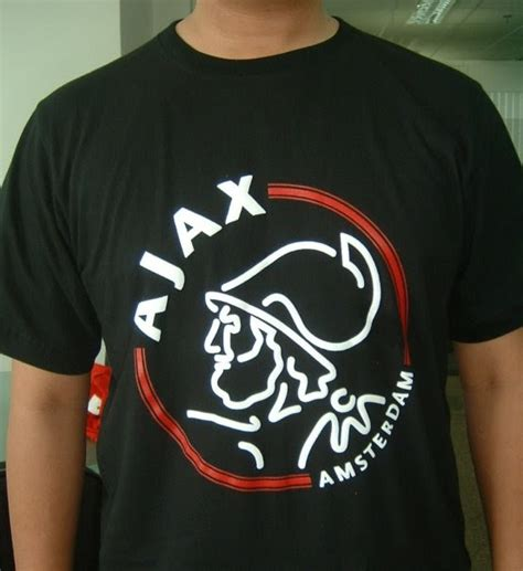 High Quality T Shirt Kaos Cosmos our distro shop sport t shirt t shirt for ajax amsterdam s fans logo