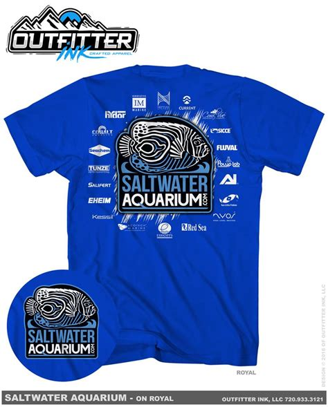 Tshirt Officially Not Single Anymore saltwater aquarium 2016 tshirt official white logo sponsors shirt reef coral ebay