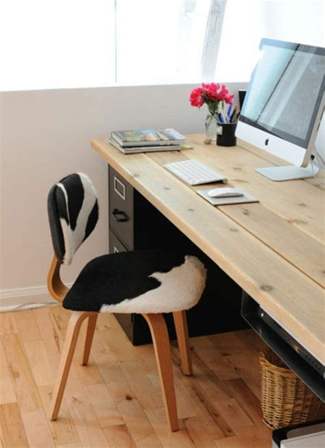 diy home office ideen schreibtisch selber bauen 60 stilvolle diy ideen f 252 r sie