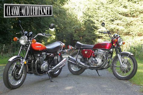 honda cb750 honda cb750 road test classic motorbikes