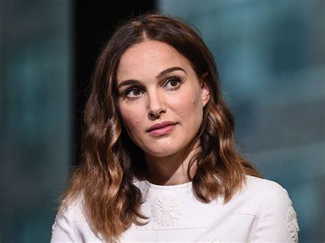 Natalie Portman Because Shes Natalie Portman by Cancelaron Nobel Jud 237 O Tras Rechazo De Natalie Portman