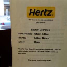 hertz phone number hertz rent a car car rental 7335 wisconsin avenue bethesda md phone number yelp