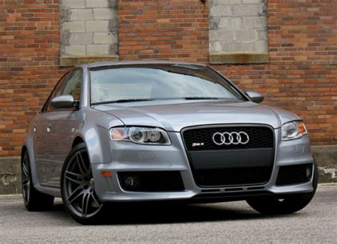 Audi A4rs For Sale by Review 2008 Audi Rs4 Autoblog