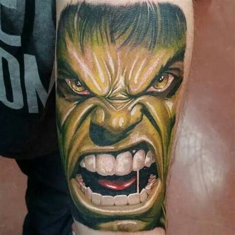 incredible hulk tattoos 1000 ideas about on iron