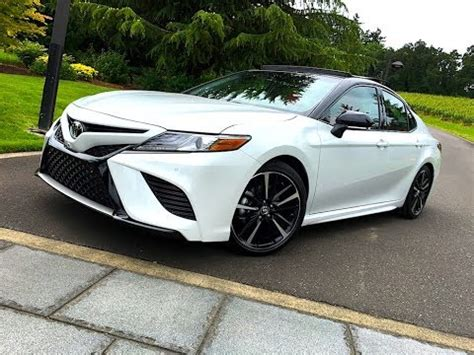 2018 toyota camry tech review (1 of 3) youtube