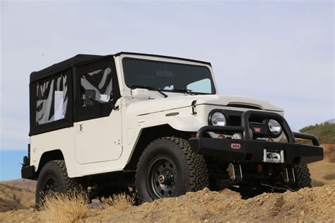 icon fj40 icon fj40 land cruiser aluminum body finished in a matte