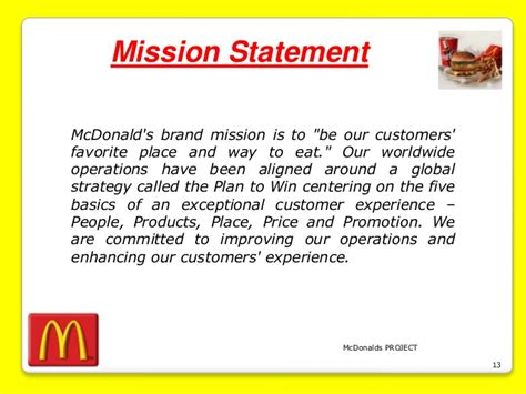 final supply chain project on mcdonalds