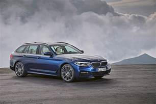 Bmw 5series New Bmw 5 Series Touring The Fifth Estate Is Here By Car