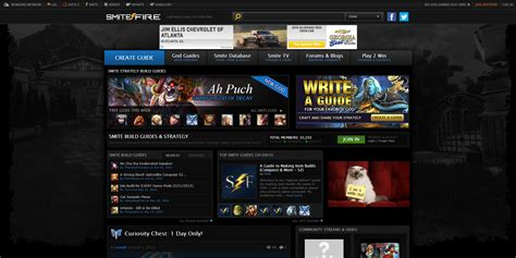 update layout homepage site update new layout search option smitefire