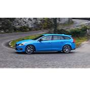 First Drive The New 362bhp Four Cylinder Volvo V60