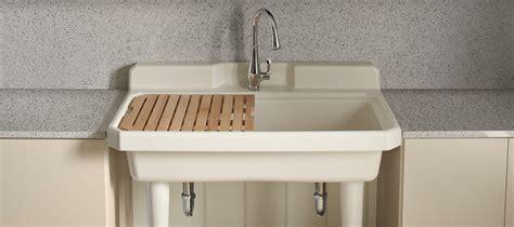 stand alone utility sink utility sinks kitchen kohler