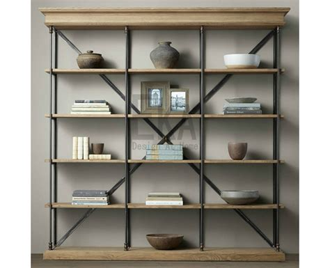 wrought iron bookcase furniture wrought iron bookcase country style pine