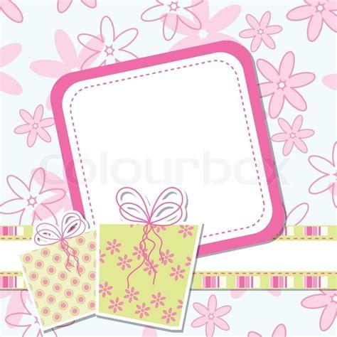 desain kartu ucapan ulang tahun template greeting card vector illustration eps10 stock