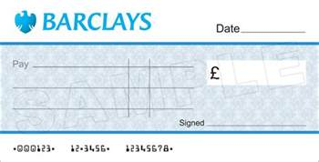 blank cheque template uk blank barclays bank large cheque for charity
