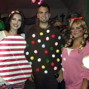 candy crush group halloween costume  minute costume