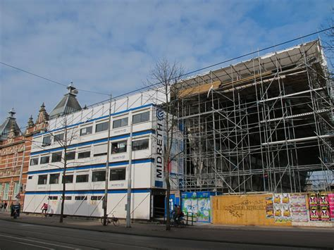amsterdam museum renovation stedelijk museum amsterdam