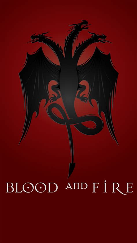 house blackfyre asoiaf game of thrones house sigil iphone backgrounds on behance