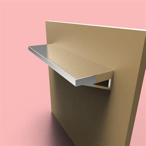 Design For Stainless Steel Shelf Brackets Ideas Design For Stainless Steel Shelf Brackets Ideas Stainless Steel Shelves Floating Fashionable