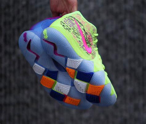 Jual Confetti nike kyrie 4 confetti release date sneaker bar detroit