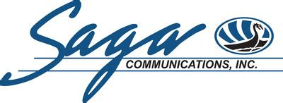saga communications, inc. announces date and time of 3rd