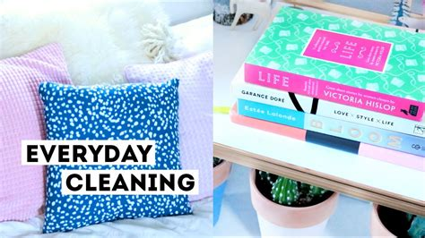 tidy my bedroom tidy my bedroom my everyday cleaning routine how i tidy my